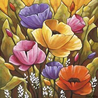 Flowers 2 Fine-Art Print
