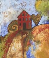 Horse Home and Heart Fine-Art Print