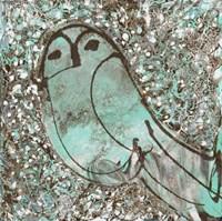Owl III Fine-Art Print