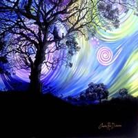 Aurora Borealis Dreaming Fine-Art Print