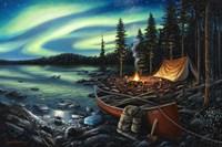 Campfire Memories Fine-Art Print