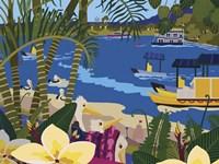 A Tropical Summer Day Fine-Art Print