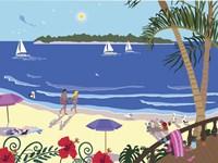 Down By The Seashore Fine-Art Print