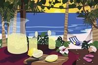 Lemonade Sunset Fine-Art Print
