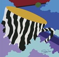 My Zebra Cup Fine-Art Print