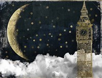 Cloud Cities London Fine-Art Print