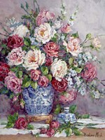 Her Majesty's Roses Fine-Art Print