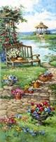 Gazebo Garden Fine-Art Print