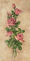 Wood Rose I Fine-Art Print
