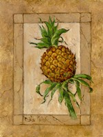 Pineapple Pizzazz II Fine-Art Print