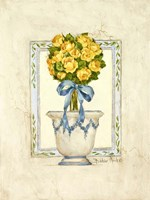 Yellow Rose I Fine-Art Print