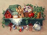 Country Shelf Fine-Art Print