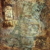 Destination Paris Fine-Art Print