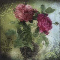 Tea and Roses II Fine-Art Print