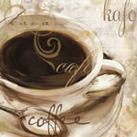 Le Cafe I Fine-Art Print