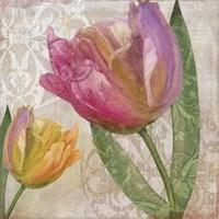 Tulip Tempest I Fine-Art Print