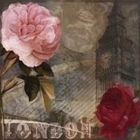 Rose of London II Fine-Art Print