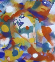 Abstract Woman Fine-Art Print