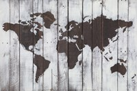 Weathered World Fine-Art Print