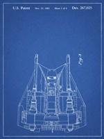 Blueprint Otoscope Patent Print Fine-Art Print