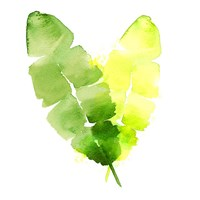 Tropical Icons Banana Leaf Fine-Art Print