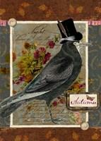 Autumn Crow Fine-Art Print