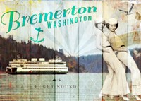 Bremerton Girls Fine-Art Print