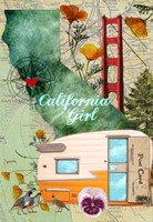 California Girl Fine-Art Print