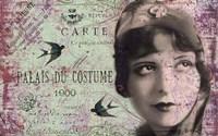 Clara Fine-Art Print
