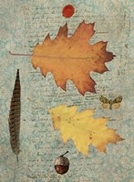 Leaf Study III Fine-Art Print