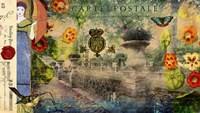 Luxembourg Promenade Fine-Art Print