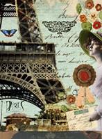 Paris Dream Scape Fine-Art Print