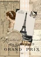 Paris Expo Fine-Art Print