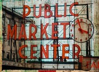 Public Market Fine-Art Print