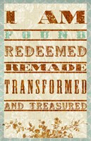 Redeemed Fine-Art Print