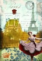 Rive Gauche Revue Fine-Art Print
