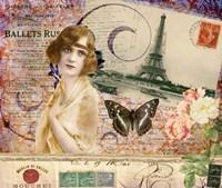 Saison Chatelet Fine-Art Print
