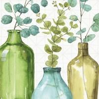 Mixed Greens LVI Fine-Art Print