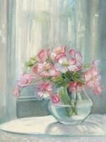 Spring Bouquet II Crop Fine-Art Print