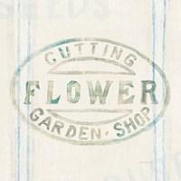 Floursack Florals XI Fine-Art Print