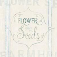 Floursack Florals IX Fine-Art Print