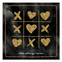 Xo Love Always Wins Fine-Art Print