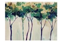 Creamy Trees Fine-Art Print