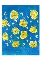 Glowing Pumpkins Fine-Art Print