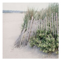 Just Steps To The Beach I Fine-Art Print