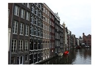 Damrak Amsterdam 2 Fine-Art Print