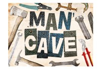 Man Cave Tools Fine-Art Print