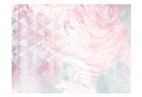 Ice Cream Galaxy Triangles Fine-Art Print