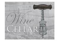 Soft Wine Cellar Fine-Art Print