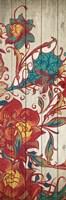Floral Spice Panel 3 Fine-Art Print